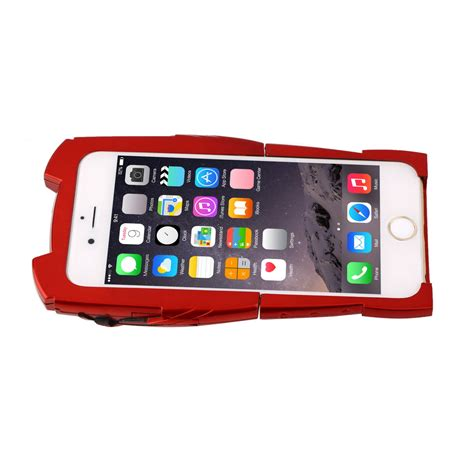 Hardcase 3d Iphone 6 new version 3d ironman back led flash light for iphone 6 6s