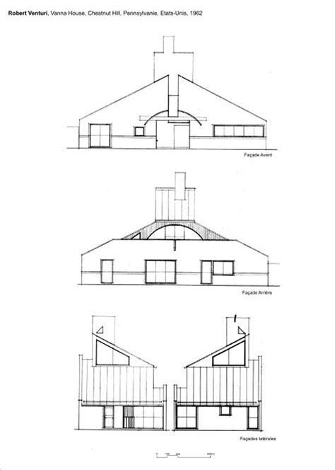 Robert Venturi Burger Springs Venturi House Plan