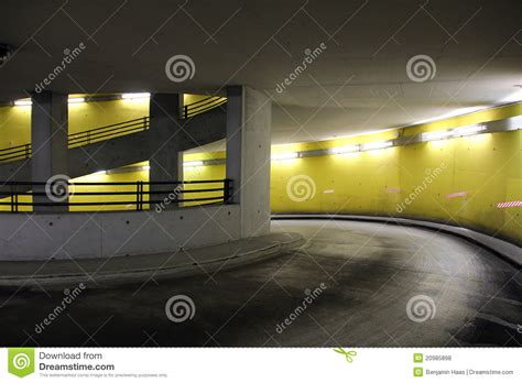Brightest Lights For Garage by Parking Garage Royalty Free Stock Photos Image 20985898