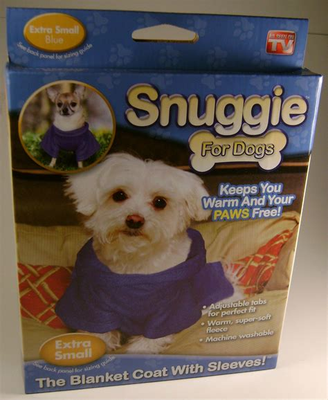 snuggie for dogs snuggie for dogs blanket coat sleeves small fleece new s deals