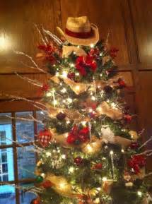 best 25 western christmas tree ideas on pinterest