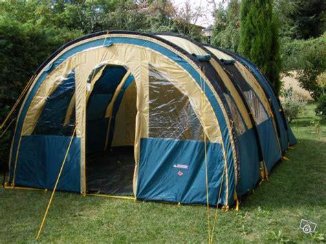 tente tunnel 3 chambres troc echange tente mar 233 chal modulo 5 places avec une