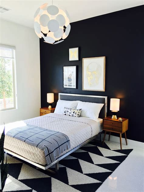 Mid Century Modern Bedroom Ls by Modern Bedroom Mid Century Bedroom Black And White