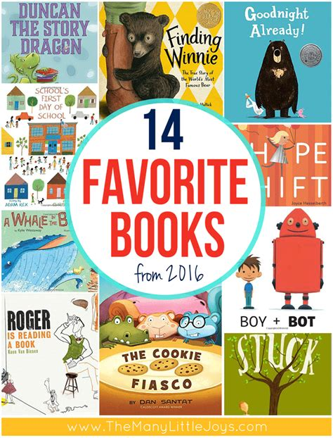 favored books favorite picture books we discovered in 2016 the many