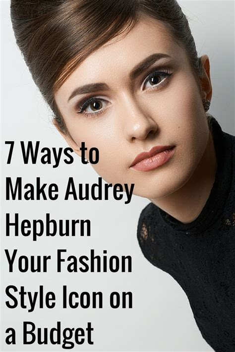 7 Ways To Incorporate Vintage Style Into Your Wardrobe by The 25 Best Ideas About Hepburn On