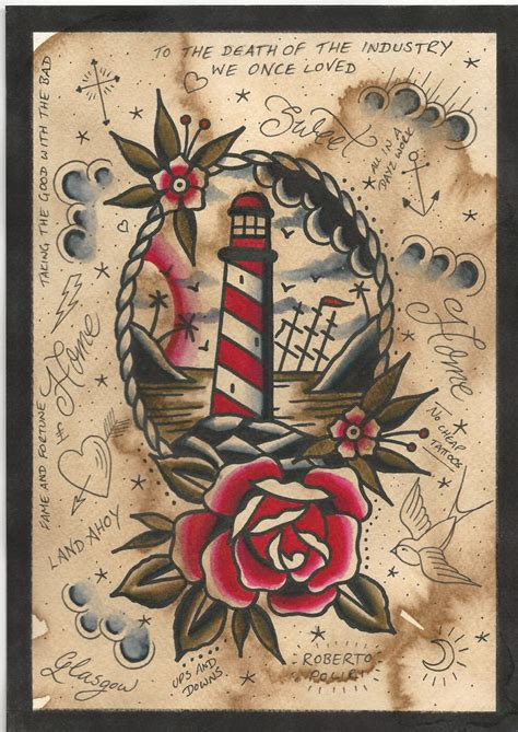 vintage tattoo photo prints print available tattoo tattoos tattooflash