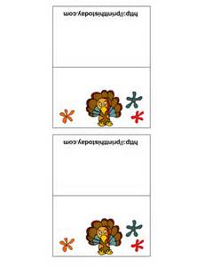thanksgiving place card templates free free printable thanksgiving place cards 6 best images of free printable thanksgiving placecards