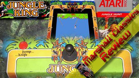 Jungle King 2 jungle king arcade review marshall classics