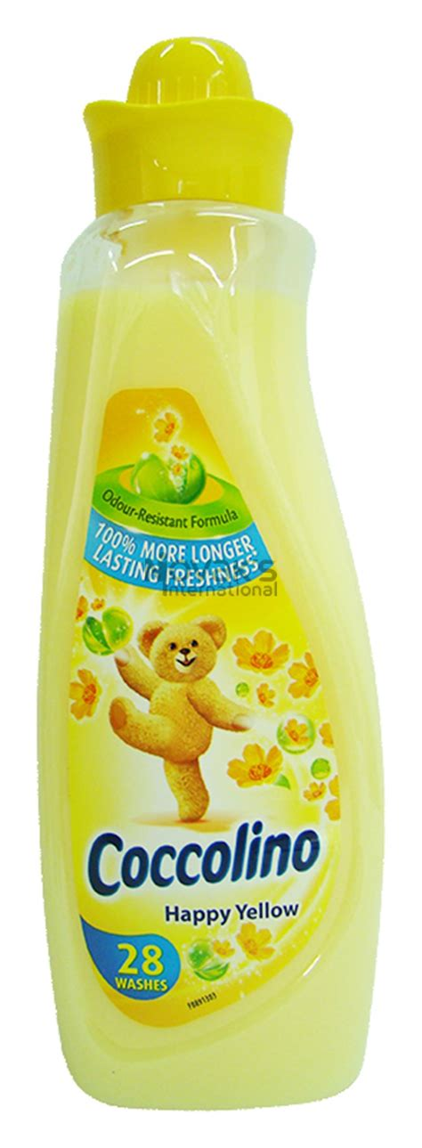 Happy Laundry Softener coccolino happy yellow fabric softener 1 l for 1 97 novakstore