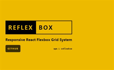 react js flexbox layout react flexbox layout and grid system