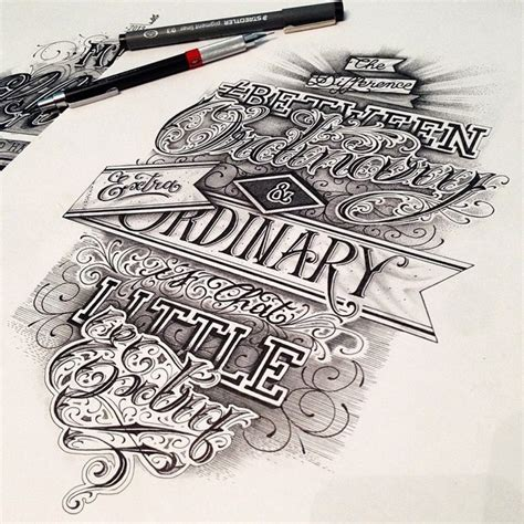 Design Inspiration Type | typography design for your inspiration
