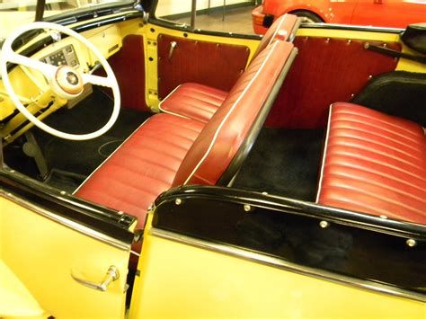 willys jeepster interior 1949 willys jeepster convertible 170084