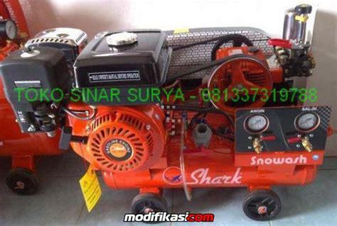 Sho Motor Salju mesin cuci mobil motor