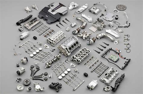 Bmw Auto Parts Basic Engine Parts Component Parts Of