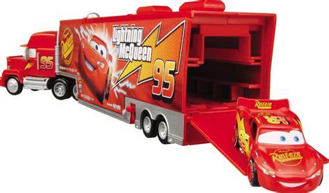 new disney pixar cars mack truck bachelor pad playset from japan ebay