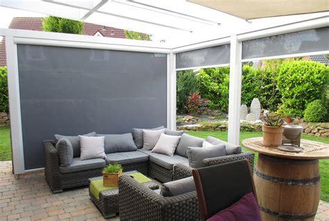 sichtschutz terrasse ideen 10 ideen f 252 r den passenden sichtschutz auf terrasse und balkon