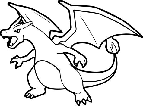 pokemon go charizard coloring pages printable coloring pages