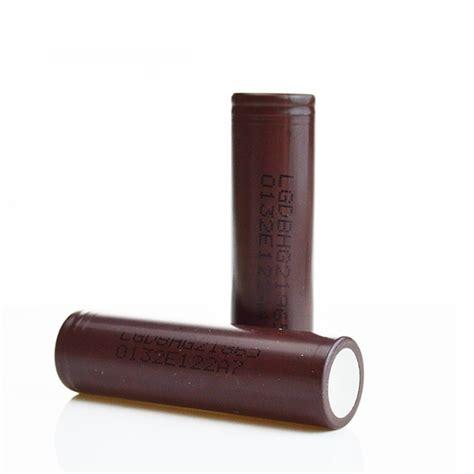 Baterai Battery Type 18650 Lg Hg2 3000mah 3 7v 11 1wh lg hg2 18650 3000mah