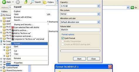 format flashdisk ke dvd format flashdisk dari linux membuat flashdisk menjadi