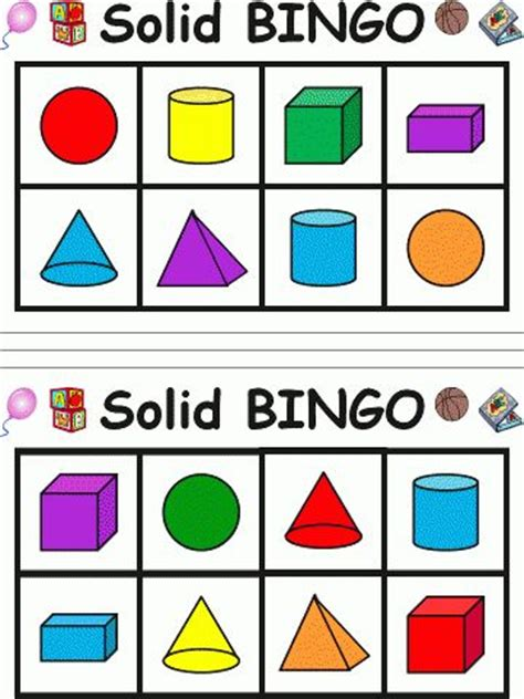 printable bingo cards with shapes 1000 images about maths geometry shapes on pinterest