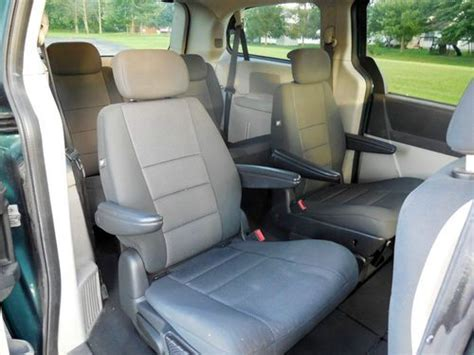 stow and go seating vehicles purchase used 7 passenger stow n go seating front