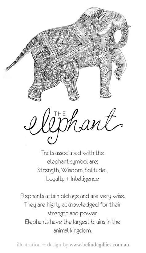 elephant  art card feeling crafty pinterest