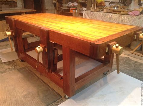 buy work bench roubo workbench shop online on livemaster with shipping
