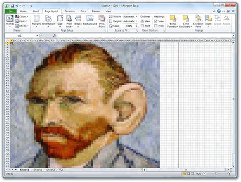 spread sheet excel paintings von create spreadsheet art flickr