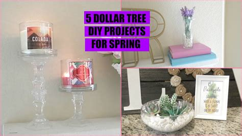 dollar tree diy home decor collab