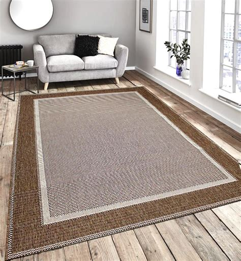 grey pattern rug uk new flatweave border pattern hardwearing indoor outdoor
