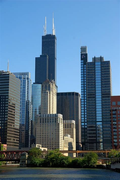 willis tower chicago chicago willis tower photograph by steven richman