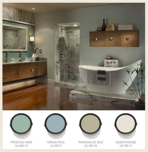spa like bathroom paint colors bathroom decor color schemes choosing a color scheme for