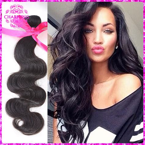 best human hair to use for sew in aliexpress com buy 6a peruvian body wave weaves 3pcs lot