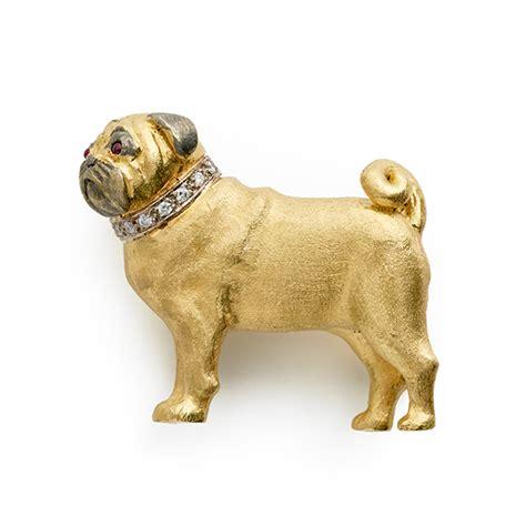 pug collars pug with collar