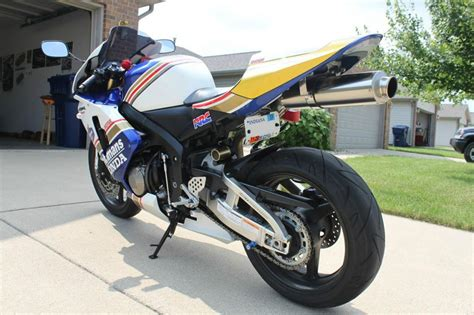 honda cbr 2005 for sale 2005 honda cbr 600rr sportbike for sale on 2040 motos