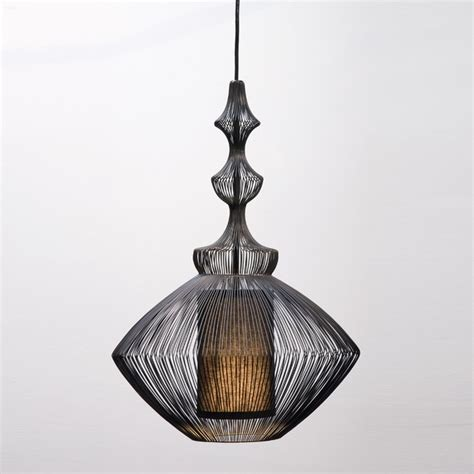 large pendant lights shine labs opium large pendant light contemporary