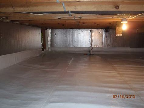 Template For Crawl Space Encapsulation Foundation Systems Of Michigan Crawl Space Encapsulation