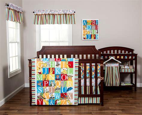 Alphabet Crib Bedding Trend Lab Alphabet Seuss Crib Bedding Collection Baby Bedding And Accessories