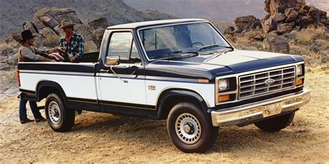 how make cars 1985 ford f series windshield wipe control 10 of the most iconic ford f 150s ever