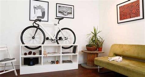 mueble para bicicleta muebles ideales para guardar la bicicleta en espacios