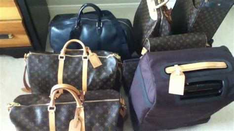 Louis Vuittons Ultimate Carry On Bag Travel Essentials by Louis Vuitton Travel Luggage Collection My Best Yet
