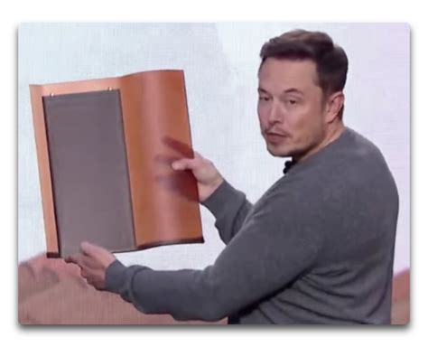 exploring elon musk s claim that we re living inside a tesla roof shingles us issues