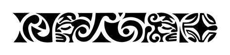 Pochoir tatouage temporaire   Bracelet Maori   bra26 Unik Tattoo
