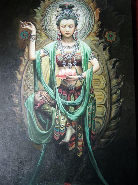 Teh Guan Yin bodhisattva on guanyin buddhists and goddesses