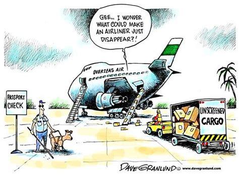 airliner missing  dave granlund aviation humor