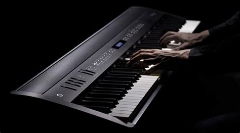 Keyboard Roland Seri E roland fp series pianos use it for performance practice