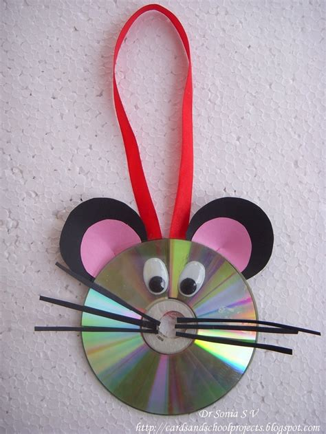 recycled cd crafts for ideas for early childhood cds for preschool crafts