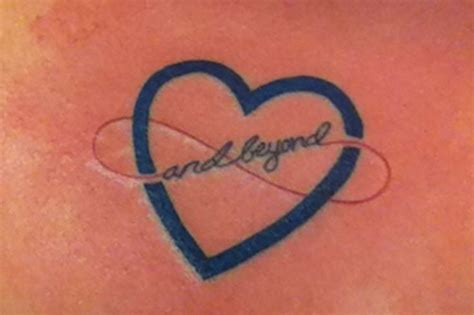 infinity tattoo numbers 32 best images about interesting tattoos on pinterest