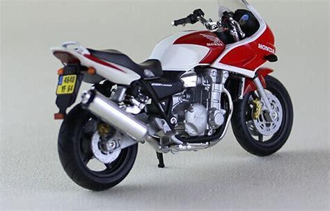 Diecast Diecast Motor Honda Cb 1300sb 1 18 Scale Solido Diecast Honda Cb1300 Motorcycle