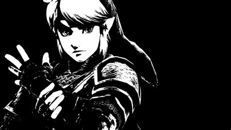 black and white zelda wallpaper hyrule wallpapers wallpaper cave